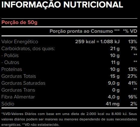 Best Whey Protein Ball - 12 unidades/50g