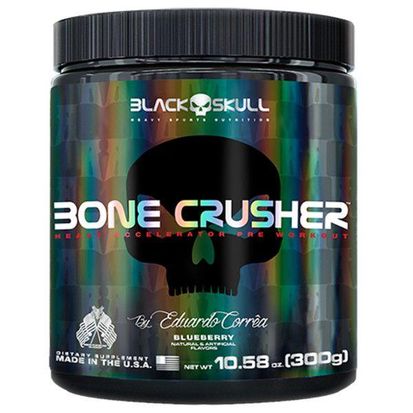 Bone Crusher 300 g - Black Skull
