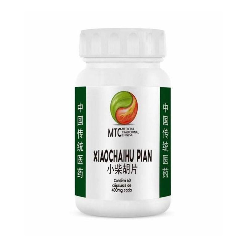 Bupleurum Combination - Xiao Chai Hu Pian - 60 Cápsulas - Vitafor