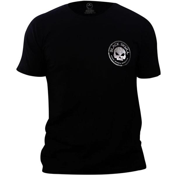 Camiseta Premium Terminator - Black Skull