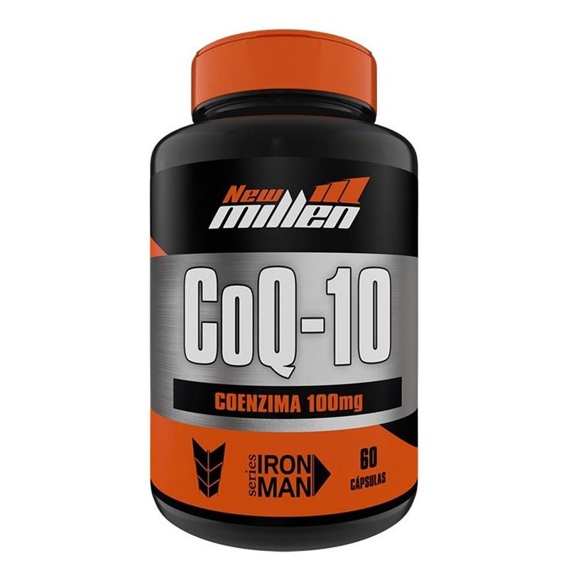 Coenzima Q-10 (60 cápsulas) - New Millen