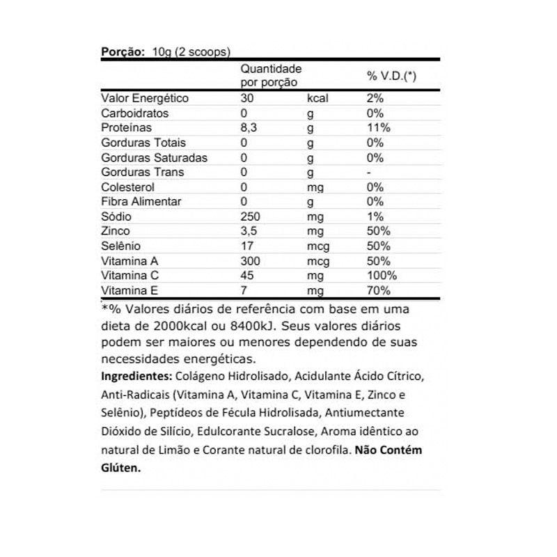 Colágeno Clinical/Skin - 300g -  Body Action
