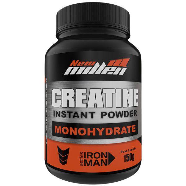 Creatina Monohidratada 150 g - New Millen