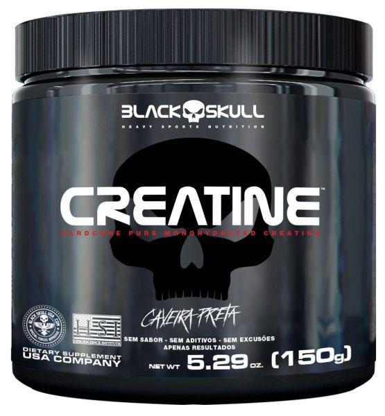 Creatine 150 g - Black Skull