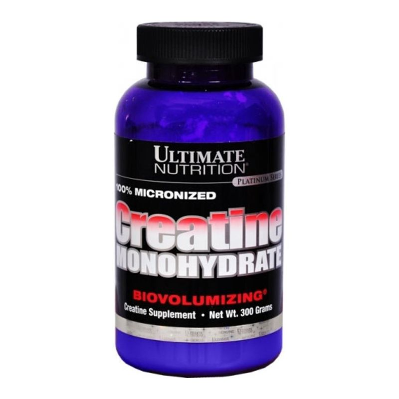 Creatine Monohydrate - 300g - Ultimate Nutrition