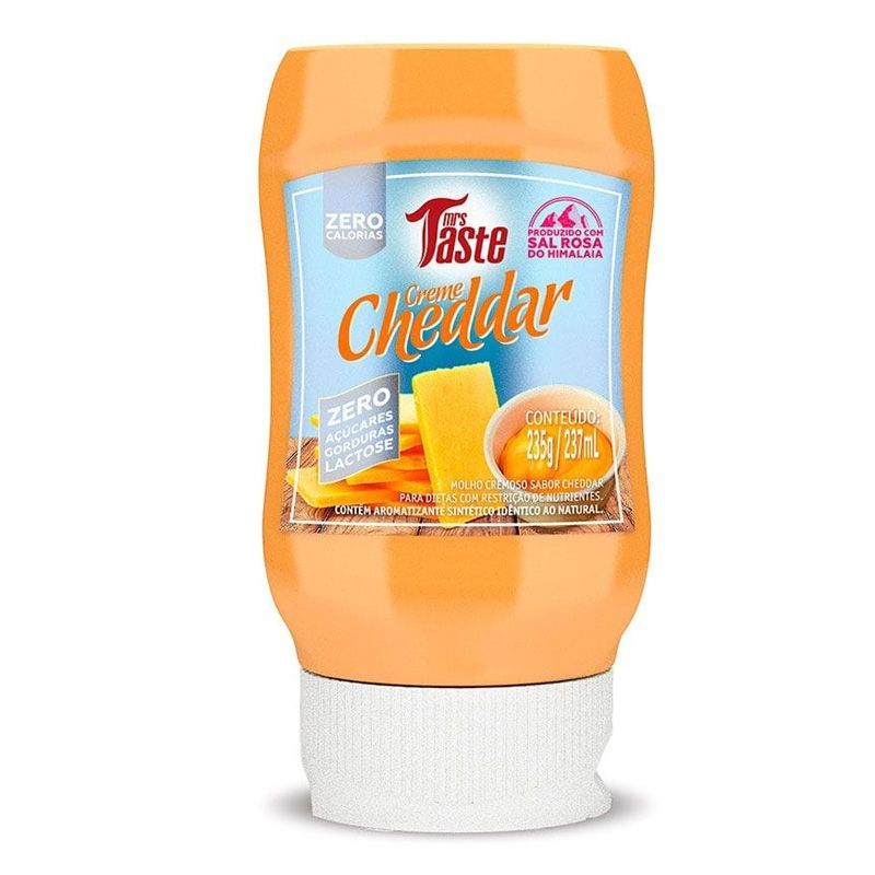 Cremes 235g - Mrs Taste