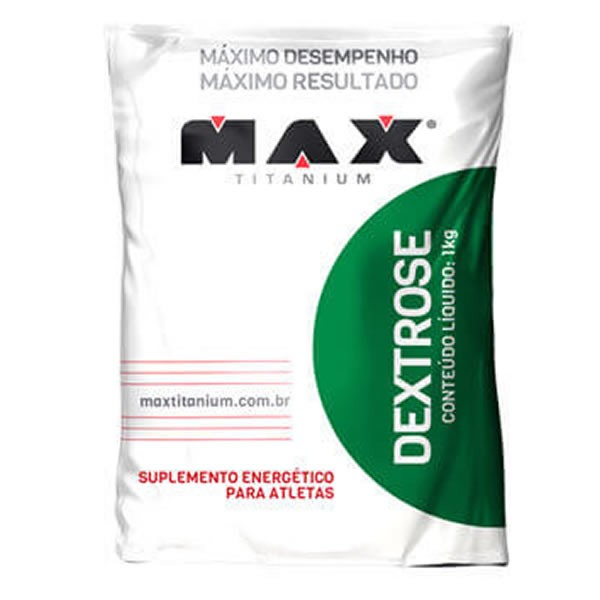 Dextrose 1 Kg - Max Titanium