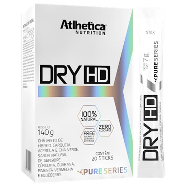 DRY HD 20 Sachês - Atlhetica