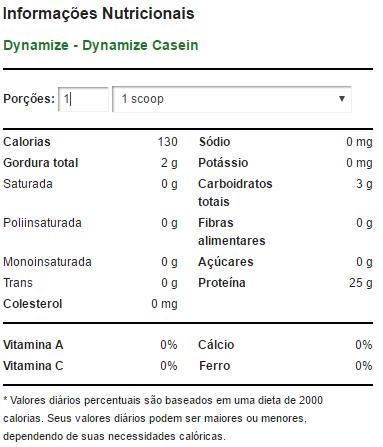 Elite Casein 1,8 Kg - Dymatize