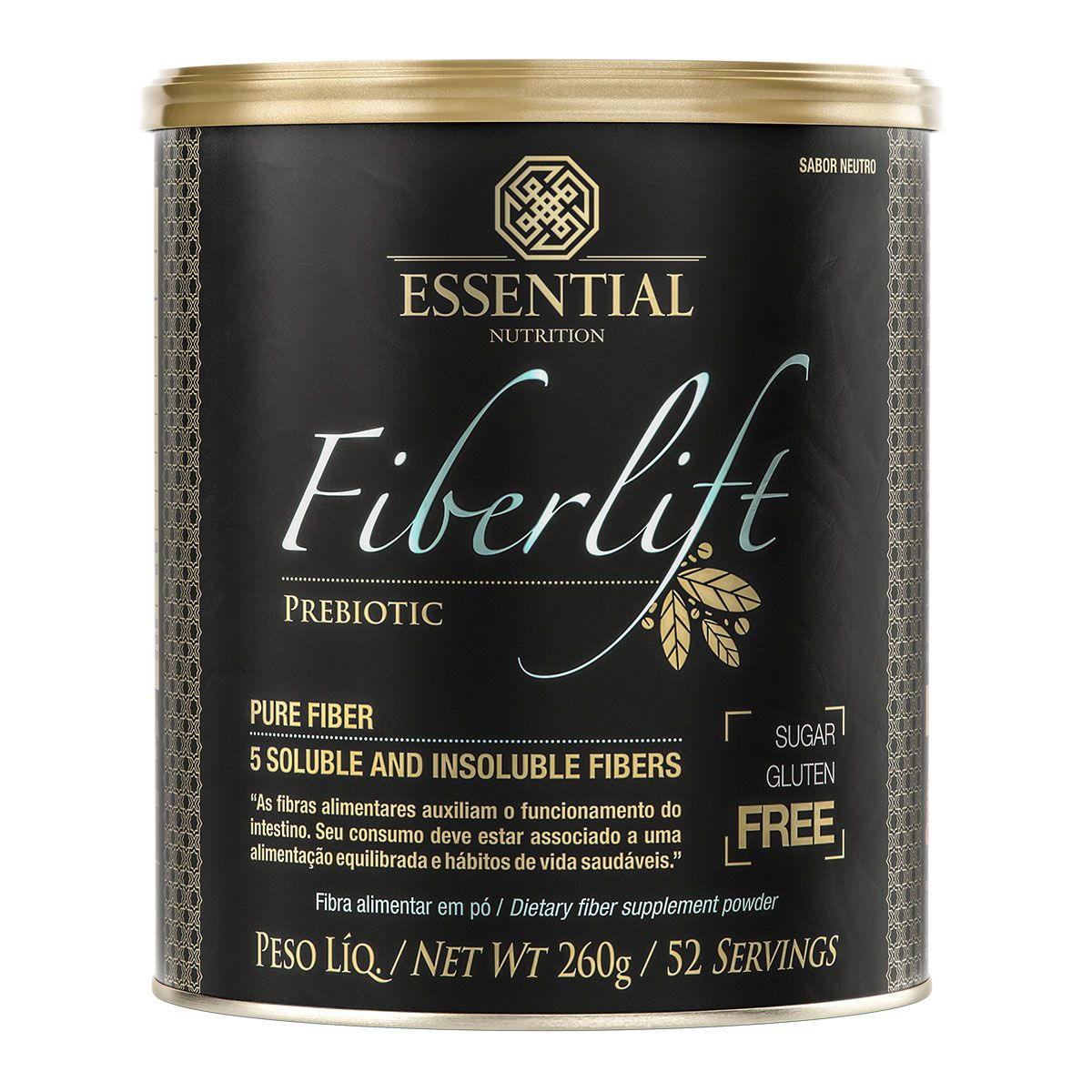 Fiberlift 260g - Essential Nutrition
