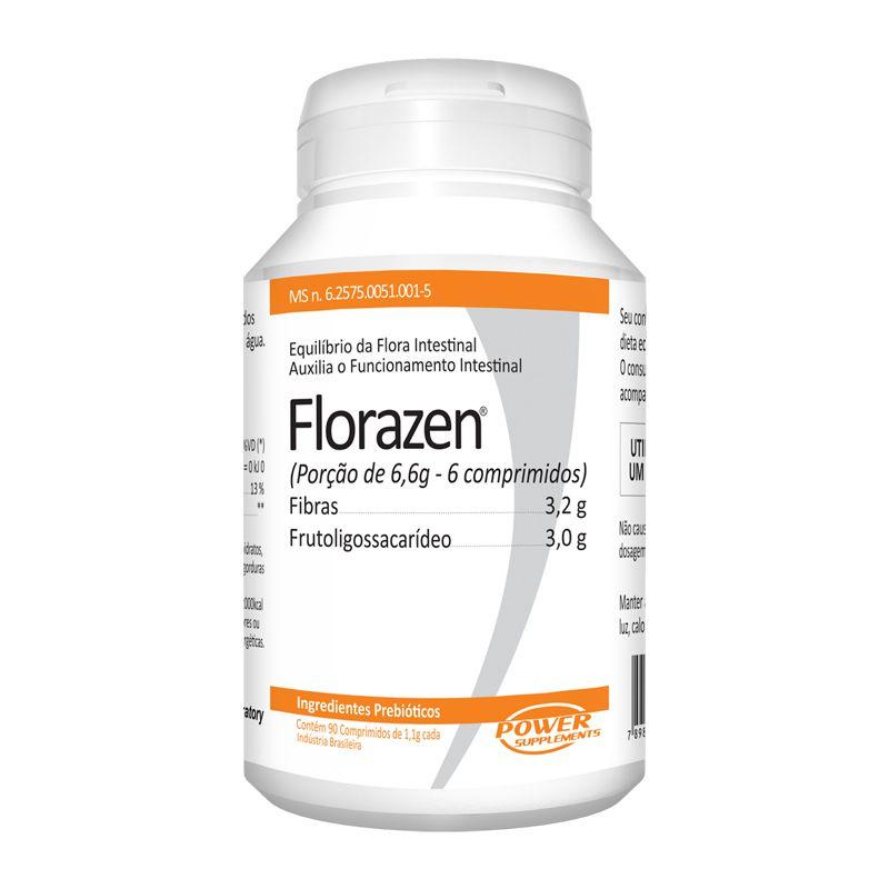 Florazen - 90 Cápsulas - Power Supplements