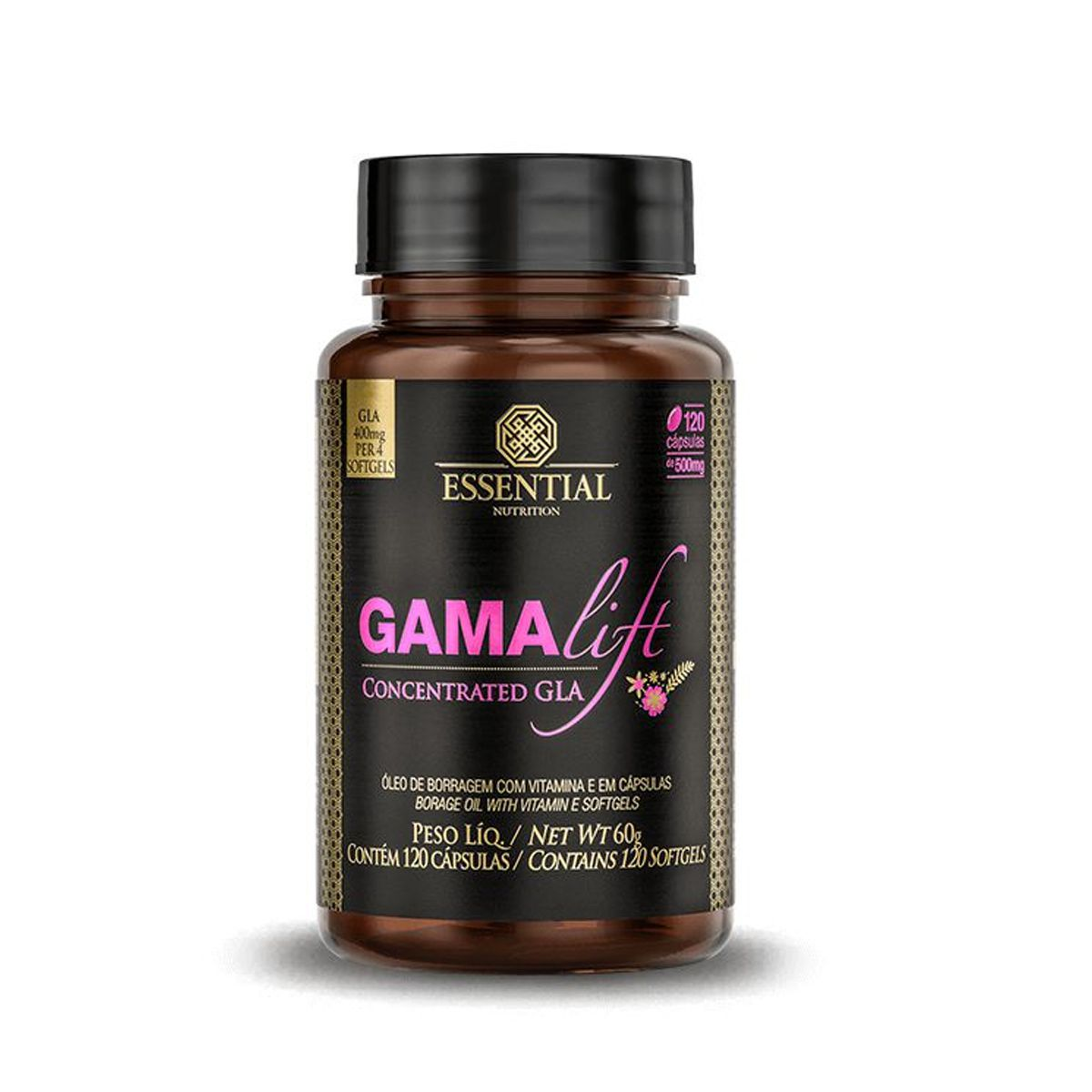 Gama Lift - 120 Softgels - Essential