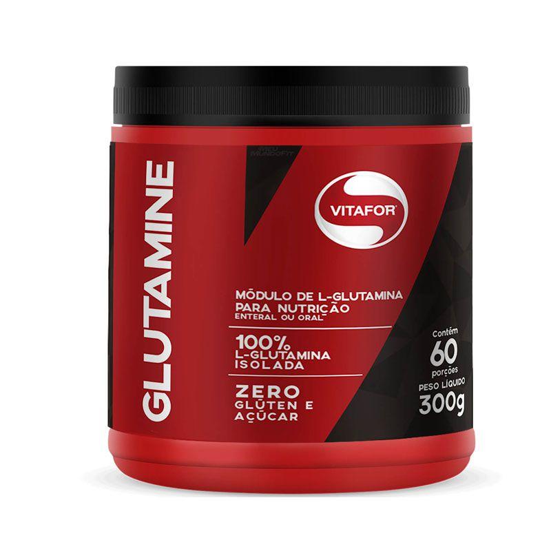 Glutamina 300g - Vitafor