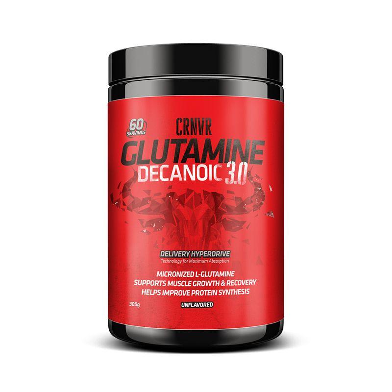 Glutamine Decanoic - 300g - CRNVR