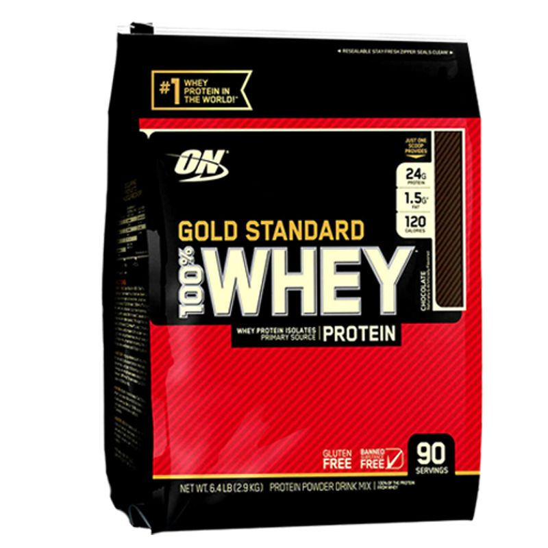 Gold Standard 2,9 Kg - Optimum Nutrition