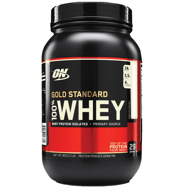 Gold Standard - 900 g - Optimum Nutrition