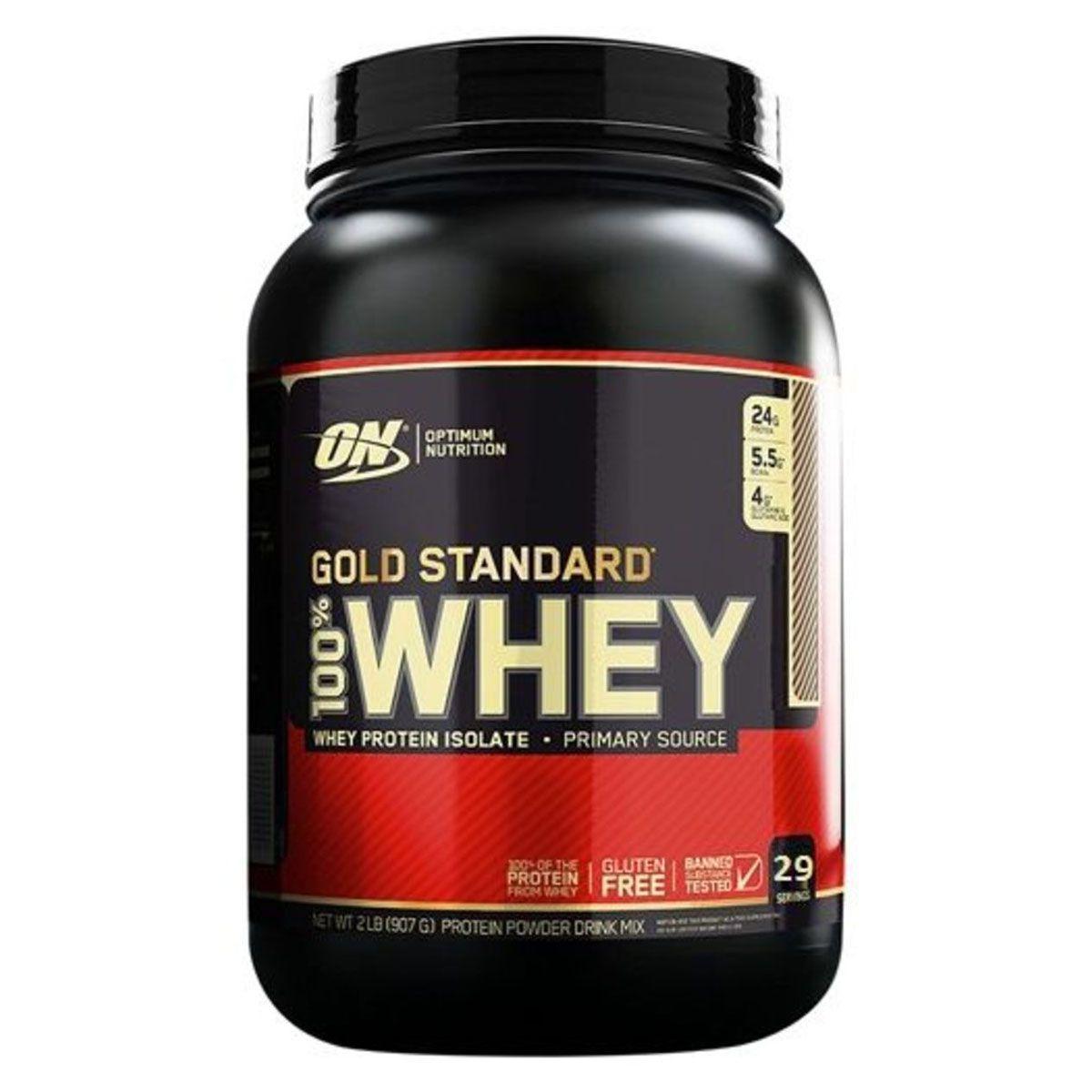 Gold Standard 900g - Optimum Nutrition