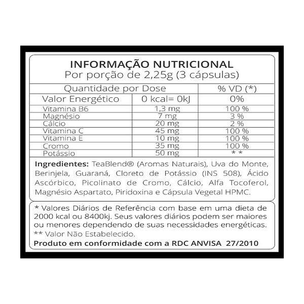 Healthy Dry 90 Cápsulas - The One Supps