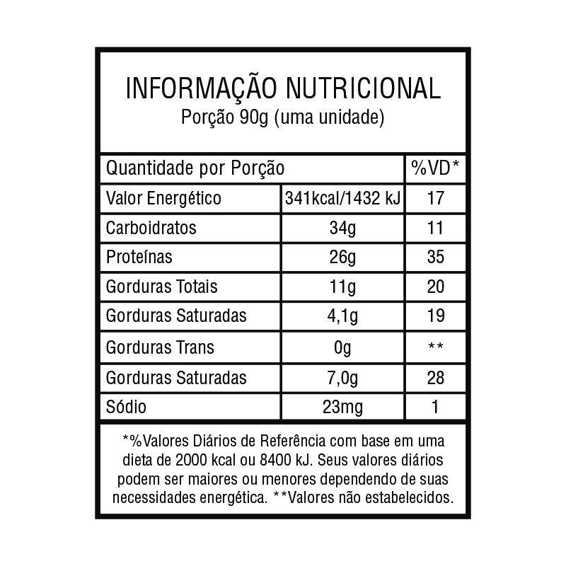 Hi Protein Bar - 8 Unidades - Leader Nutrition
