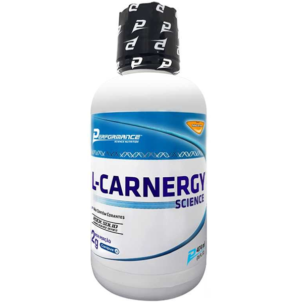 L-Carnergy 2000mg - 474 ml - Performance Nutrition