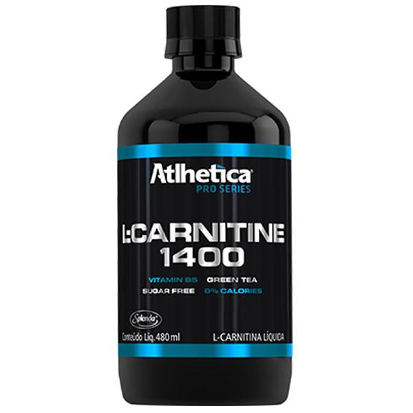 L- Carnitine 1400 480 ml - Atlhetica