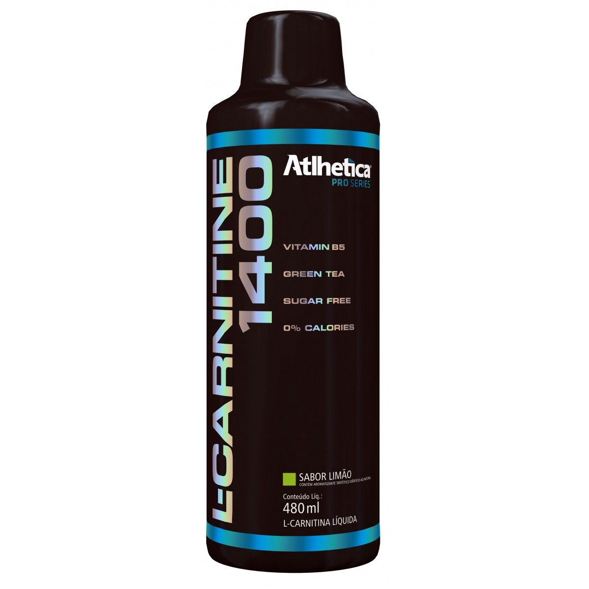 L-CARNITINE 1400 - 480ML - Atlhetica Nutrition