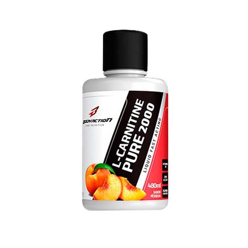 L-Carnitine Pure 2000 - 480ml - Body Action