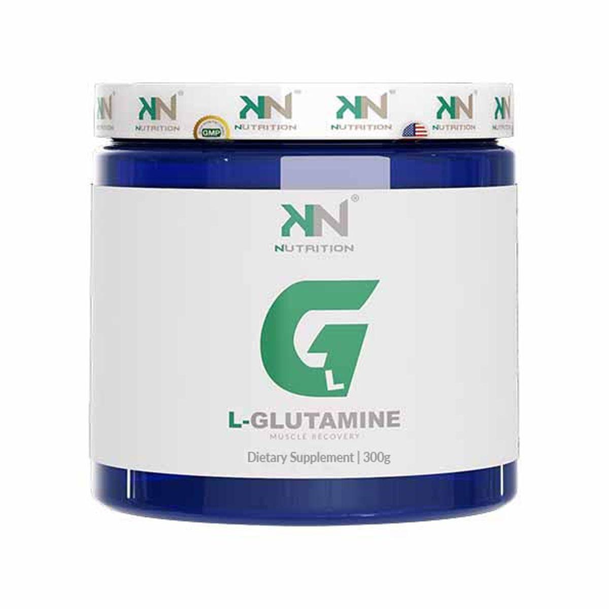 L-Glutamine - 300g - KN Nutrition