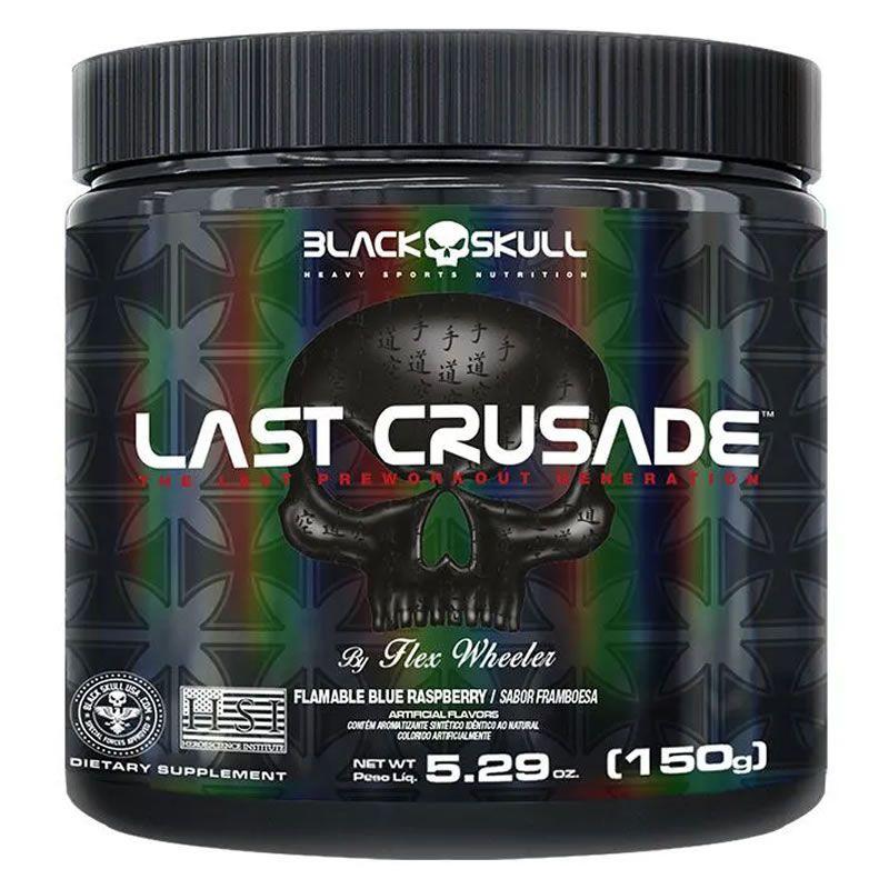 Last Crusade 150g - Black Skull