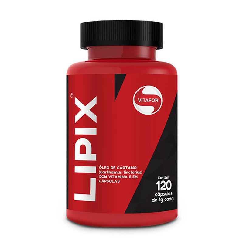 Lipix (120 cápsulas) - Vitafor