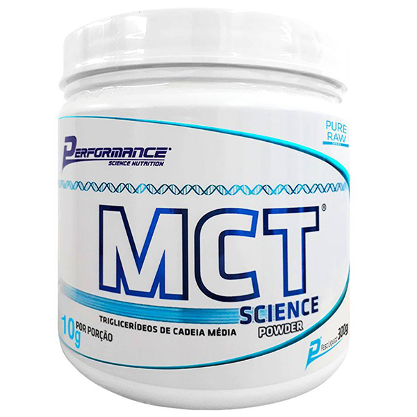 MCT Science Powder 300g - Performance Nutrition