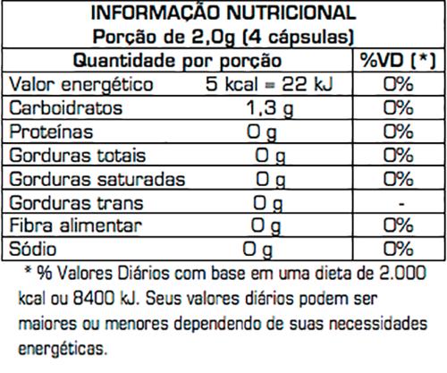 Monster Maca Peruana 120 Cápsulas - Probiótica