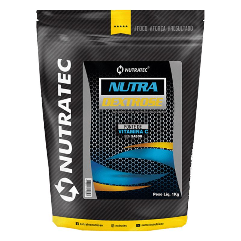 Nutra Dextrose - 1Kg - Nutratec