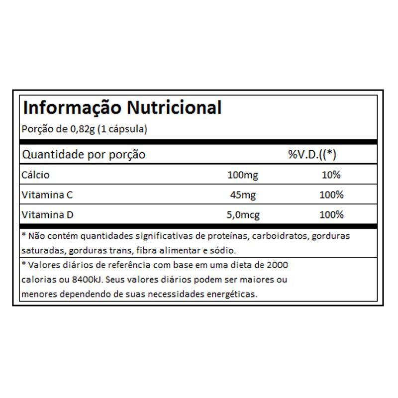 Osteodrexin - 60 Cápsulas - Prescription Labs