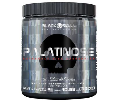 Palatinose 300 g - Black Skull