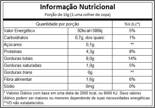 Pasta de Amendoim Crunch 500 g - First