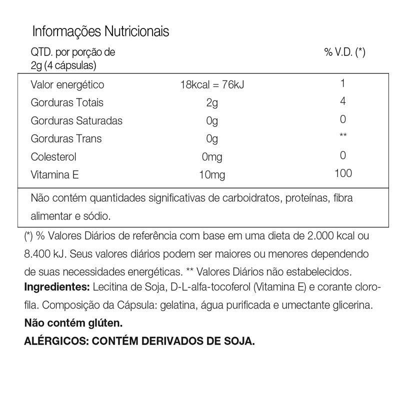 PHOS (60 cápsulas) - Vitafor