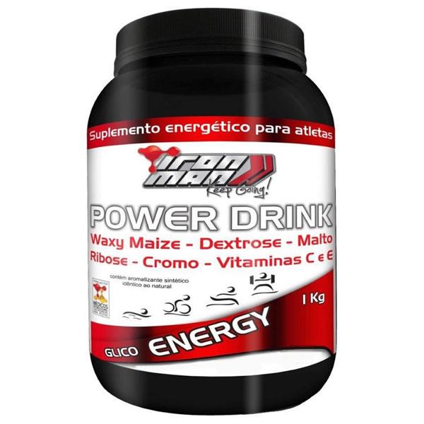 Power Drink 1 Kg - New Millen