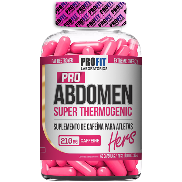 Pro Abdomen Hers 60 Cápsulas - Profit