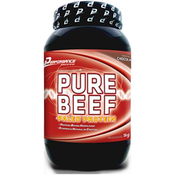 Pure Beef 1Kg - Performance Nutrition