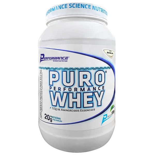 Puro Whey 900g - Performance Nutrition