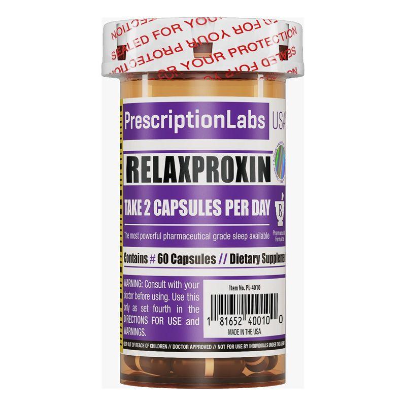 Relaxproxin 60 Cápsulas - Prescription Labs