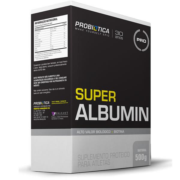 Super Albumin 500 g - Probiótica