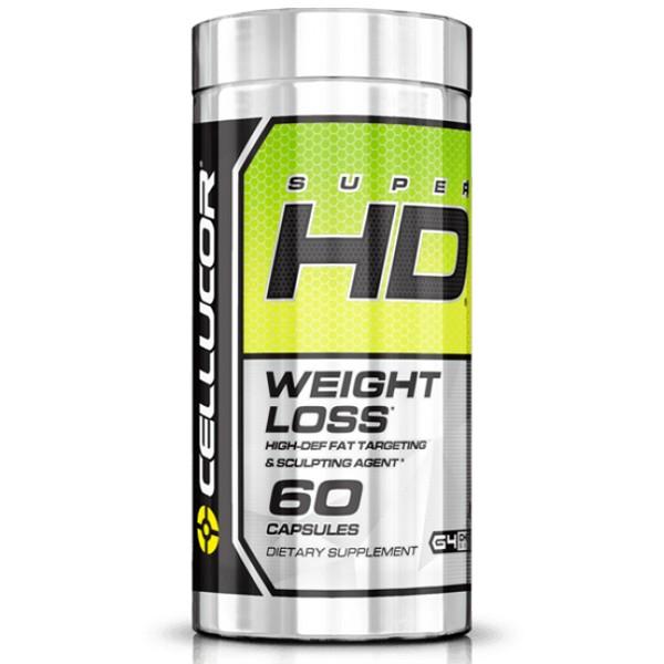 Super HD 60 cápsulas - Cellucor