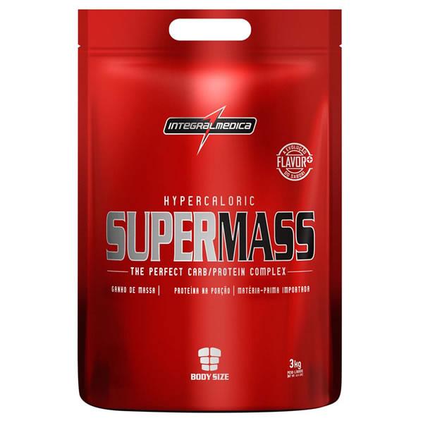 Super Mass 3 Kg - Integral Médica