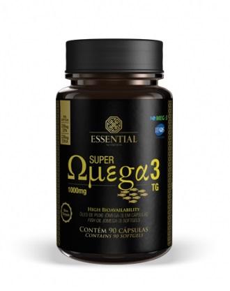 Super Omega 3 1000mg - 90 caps - Essential Nutrition