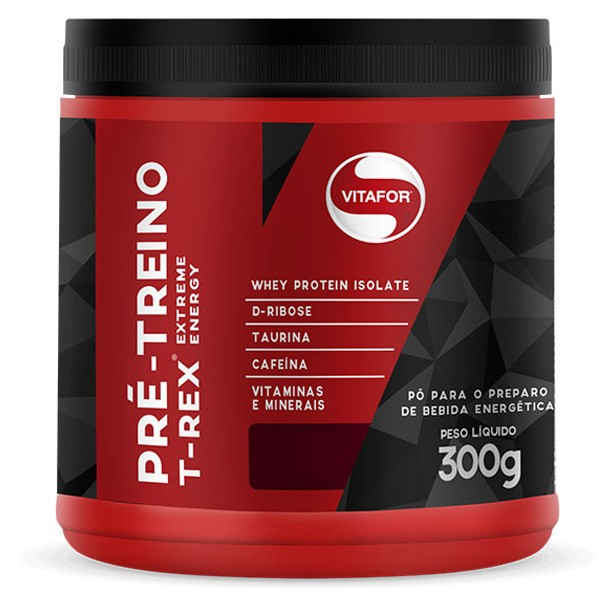 T-Rex Pre Treino 300 g - Vitafor