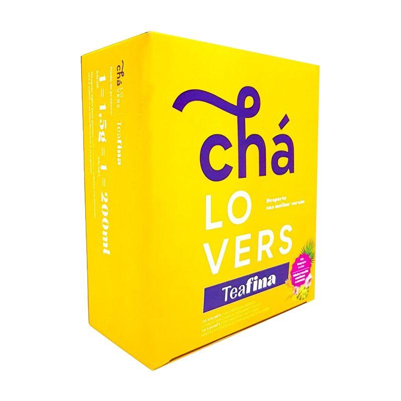 Teafina - 60 Sachês - Chá Lovers
