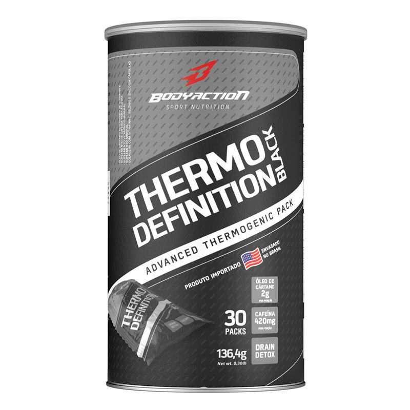 Thermo Definition - 30 packs -  Body Action