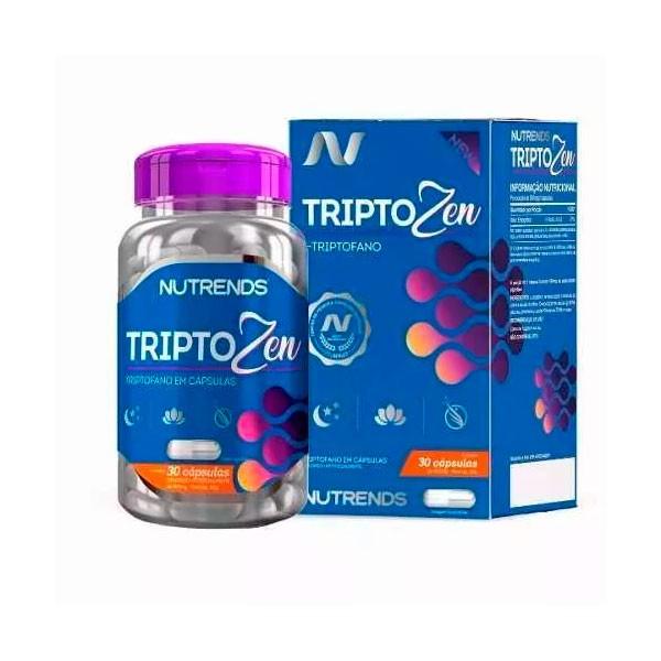 Triptozen 30 Cápsulas - Nutrends